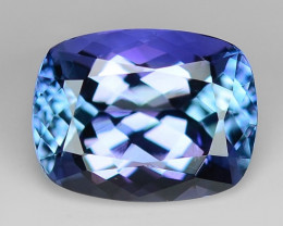 1.66 Ct Tanzanite Top Quality Gemstone. TZ22