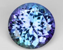 1.36 Ct Tanzanite Top Quality Gemstone. TZ25