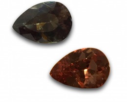 Natural Pyrope Spessartite Garnet |Loose Gemstone| Sri Lanka - New