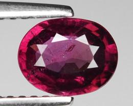 1.13 Ct Grape Garnet Top Quality Gemstone. RD 06