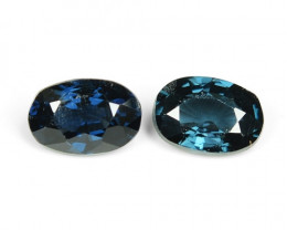 1.23 Ct Spinel Pair Top Quality Luster SPJ 02