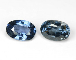1.16 Ct Spinel Pair Top Quality Luster SPJ 03