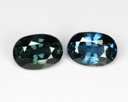 1.19 Ct Spinel Pair Top Quality Luster SPJ 05