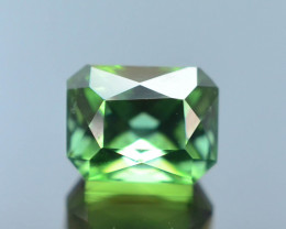1.60 ct Natural Untreated Green color  Tourmaline~Afghanistan