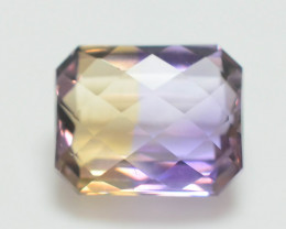 Top Grade 3.60 ct Bi Color Bolivian Ametrine