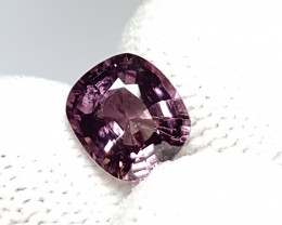 UNHEATED 2.11 CTS NATURAL STUNNING PINKISH PURPLE SPINEL FROM BURMA