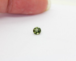 0.380Ct Natural Coloured Australian Sapphire