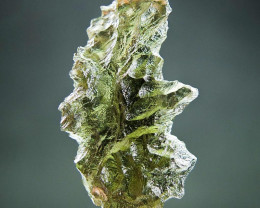 Certified Investment Moldavite from Besednice
