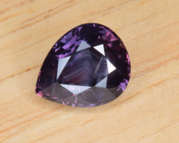 Natural Color Changing Sapphire 3.06 Cts