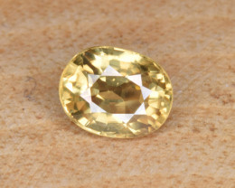 Natural   Zircon 1.58 Cts Top Luster Gemstone