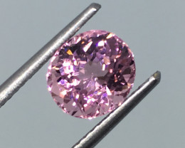 ⭐️SALE ! 1.84 Carat VVS Tourmaline Pink Flash Unheated Perfect Cut Quality!