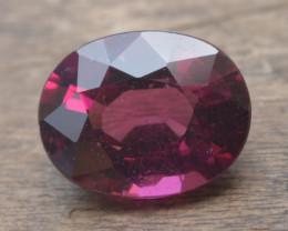 2.60 Cts Rare  Grape Garnet / Purple Garnet From Mozambique