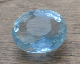 1.20 Cts Natural Light Blue Aquamarine From Nigeria