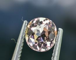 0.69 Crt Natural Tourmaline Faceted Gemstone.( AG 36)