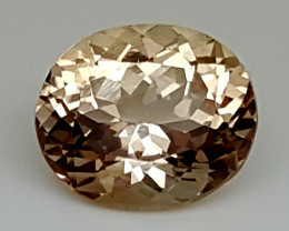 6.60Crt Natural Topaz  Gemstones JI32