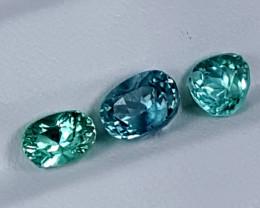 5.70Crt Green Spodumene lot  Natural Gemstones JI32