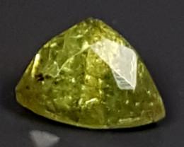 0.60Crt Rare Demontoid Garnet  Natural Gemstones JI32