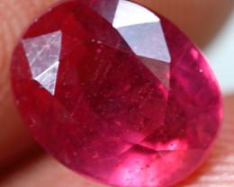 2.70cts Blood Red Ruby Gemstone