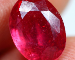 3.50cts Wine Red Ruby Gemstone