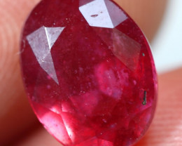 4.50cts Stunning Blood Red Ruby Gemstone