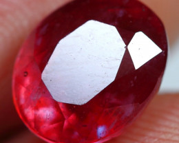 5.00cts Perfect Blood Red Ruby Gemstone