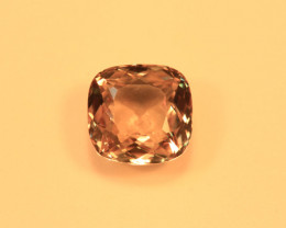 Certified AAA Quality 4.91ct Turkish Diaspore with Full Color Change!
