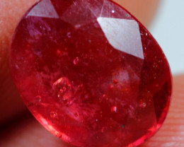 5.55cts Blood Red Ruby Gemstone