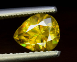 2.10 Carats Full Fire Sphene Titanite Gemstone