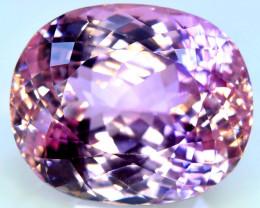 70.70 cts Natural Kunzite Gemstone