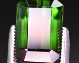 Marvelous Color 4.35 Ct Natural Greenish Tourmaline AT4