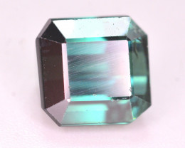 Magnificent Color 3.60 Ct Natural Indicolite Tourmaline AT4