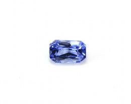2.47ct Blue Ceylon Sapphire - CERTIFIED -