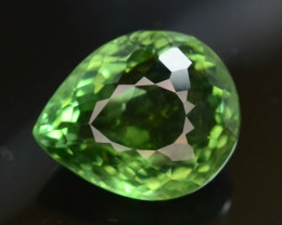 Amazing Color 5.00 ct Natural  Green Color Tourmaline