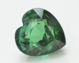 Amazing Color 1.90 ct Natural Light Green Color Tourmaline