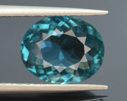 Amazing Color 1.80 ct Natural Blue Color Tourmaline