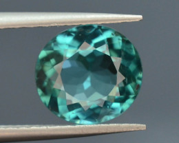 Amazing Color 1.60 ct Natural Blueish Color Tourmaline