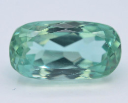 7.30 Ct Green Spodumene Gemstone From Afghanistan~ G AQ