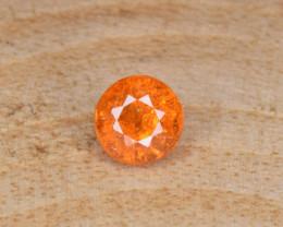Natural Spessertite Garnet 0.84 Cts