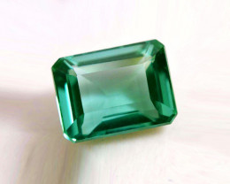 0.87 ct Top Of The Line Emerald Certified!