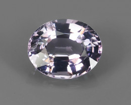 1.20~CTS GENUINE NATURAL ULTRA RARE COLLECTION SOFT VIOLET SPINEL~
