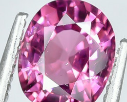 1.74 Crt Natural Rhodolite Garnet Faceted Gemstone.( AG 37)