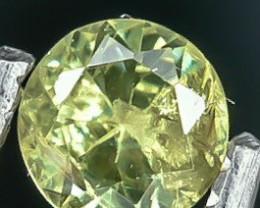 0.20 Crt Natural Demantiod Faceted Gemstone.( AG 37)