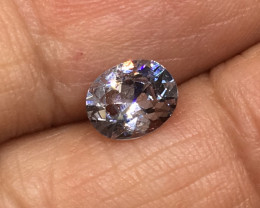 1.18 ct WOW! Spinel Soft Lavender VS Burmese MGOK Brilliant Clarity !