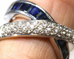 24.10 CTS BLUE SAPPHIRE RING    SG-2901