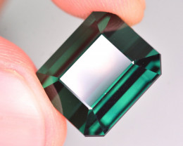 Gorgeous Color 16.80 Ct Natural Indicolite Tourmaline