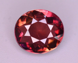 2.05 Ct Amazing Color Natural Pink Tourmaline