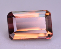 2.40 Ct Amazing Color Natural Pinkish brown Tourmaline