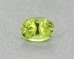 N/R Natural Chrysoberyl 0.52ct (01316)