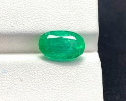 4 cts Panjsher Emerald Gemstone