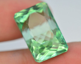 20.0 Ct Green Spodumene Gemstone From Afghanistan~ AA